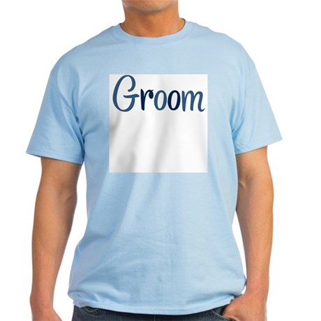 Cool Country Groom Light T-Shirt