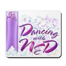 """Dancing with NED"" Mousepad"