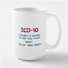 ICD-10 Mugs