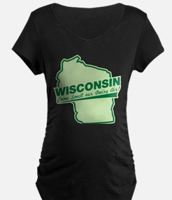 wisconsin - smell our dairy air T-Shirt