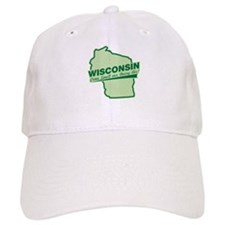 wisconsin - smell our dairy air Baseball Cap