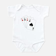 4 Aces! Infant Creeper