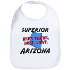 superior arizona - been there, done that Bib