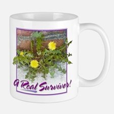 """Real Survivor"" Mug"