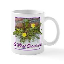 """Real Survivor"" Mug"
