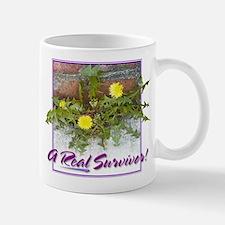 """Real Survivor"" Small Small Mug"