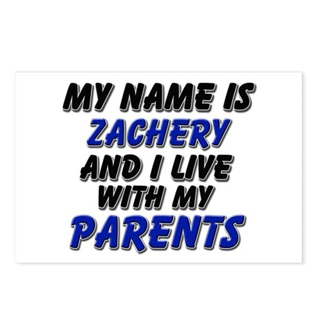 my name is zachery and I live with my parents Post