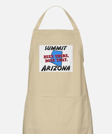 summit arizona - been there, done that BBQ Apron