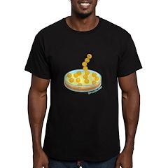 Petri Men's Fitted T-Shirt (dark)