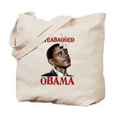 I Teabagged Obama Tote Bag