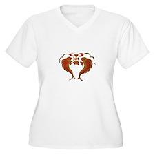 Cute Fish logo T-Shirt
