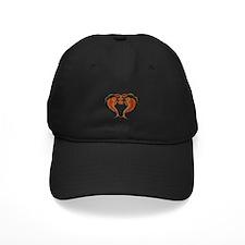 Unique Fish logo Baseball Hat