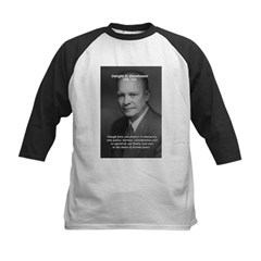 Peace and Justice Eisenhower Tee