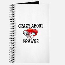 Crazy About Prawns Journal