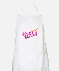 Absolutely Fabulous Darling BBQ Apron