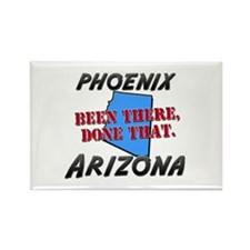 phoenix arizona - been there, done that Rectangle
