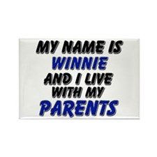 my name is winnie and I live with my parents Recta