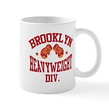 Brooklyn Heavyweight Red Mug