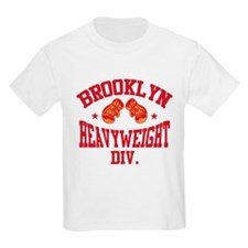 Brooklyn Heavyweight Red T-Shirt