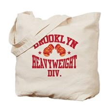 Brooklyn Heavyweight Red Tote Bag