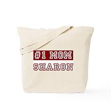 Sharon #1 Mom Tote Bag