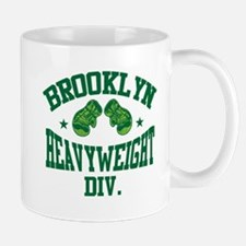 Brooklyn Heavyweight Green Mug