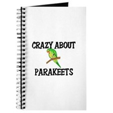 Crazy About Parakeets Journal