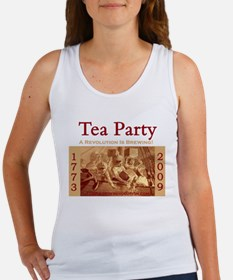 Tea Party - 2009 Women's Tank Top