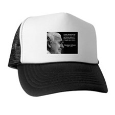 Inventor Thomas Edison Trucker Hat