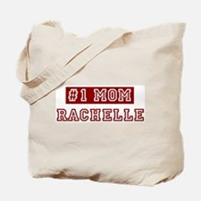 Rachelle #1 Mom Tote Bag