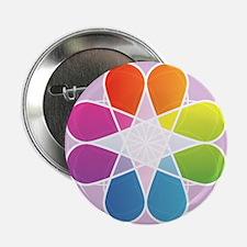 Healing Mandala Button