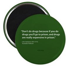 Drugs Are Expensive in Prison Magnet