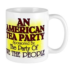 American Tea Party Mug