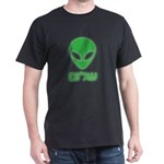 Shalom Alien Dark T-Shirt