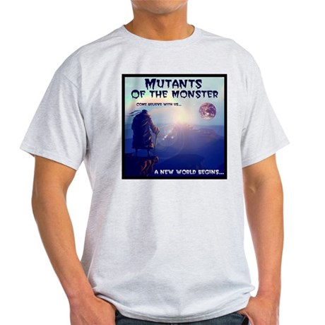 MUTANTS Shirt (Ash Grey)