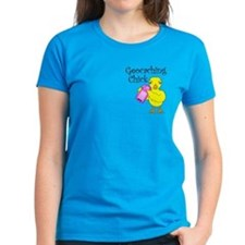 Geocaching Chick Tee