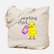 Geocaching Chick Tote Bag