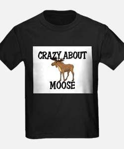 Crazy About Moose T