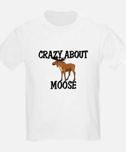Crazy About Moose T-Shirt