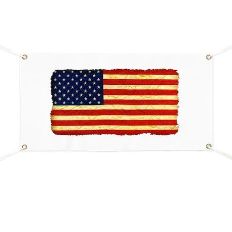 Old Flag Banner