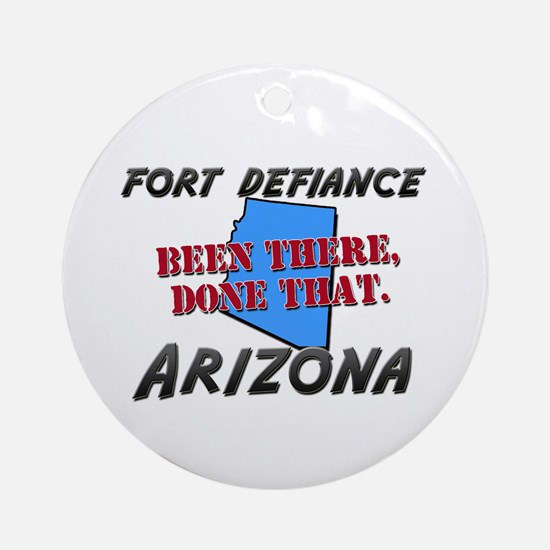 fort defiance arizona - been there, done that Orna