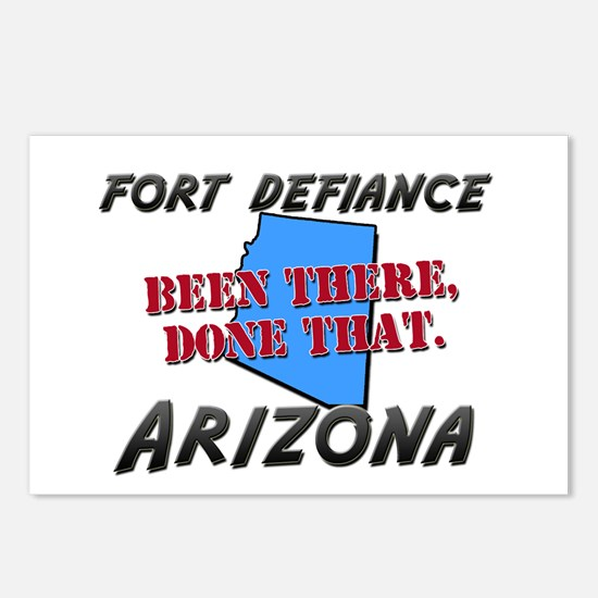 fort defiance arizona - been there, done that Post