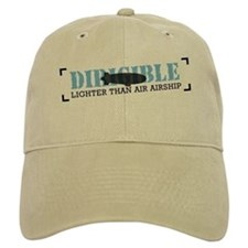 Aviation Blimp Baseball Cap