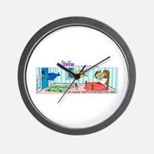 Cool Cartoon character Wall Clock