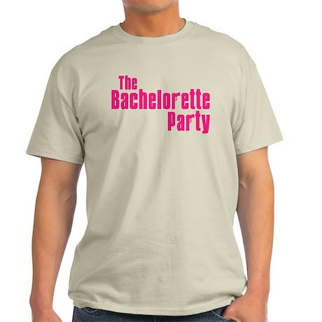 The Bachelorette Party (Mafia) Light T-Shirt
