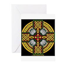 Celtic Cross Greeting Cards (Pk of 10)