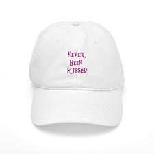 Never Been Kissed Baseball Cap