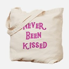 Never Been Kissed Tote Bag