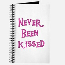Never Been Kissed Journal