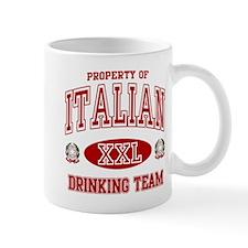Italian Drinking Team Mug